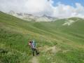 Do obozu pierwszego zostało jeszcze kilka kilometrów.
